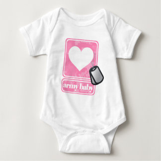 Army Baby (girl) T-shirts