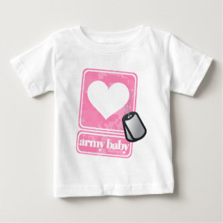 Army Baby (girl) Tee Shirt