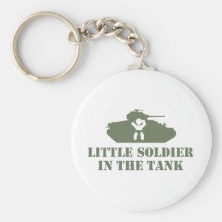Army Baby Keychain