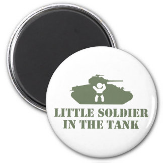 Army Baby Magnet
