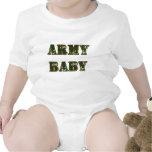 Army Baby Tshirts