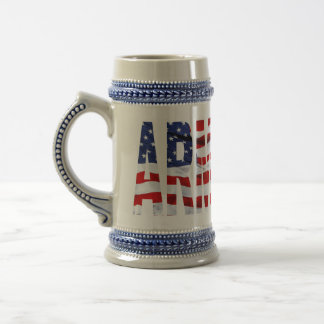 ARMY BEER STEIN