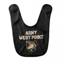 Army Black Knights Baby Bib