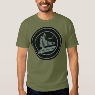 Army Blades T Shirt