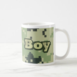 Army Boy Coffee Mug