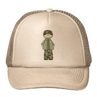 Army Boy Trucker Hat