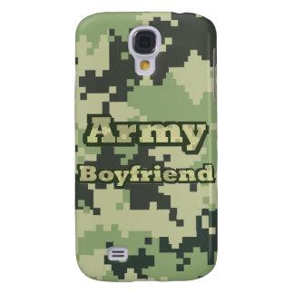 Army Boyfriend Galaxy S4 Cover