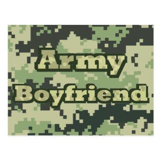Army Boyfriend Post Cards