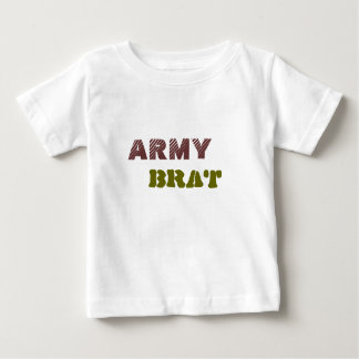 ARMY, BRAT BABY T-Shirt