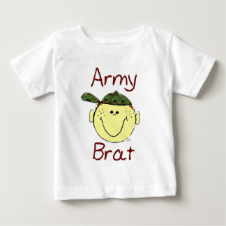 Army Brat - Boy Baby T-Shirt