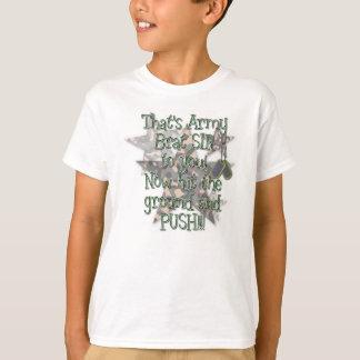 Army Brat Sir - Kids T-Shirt