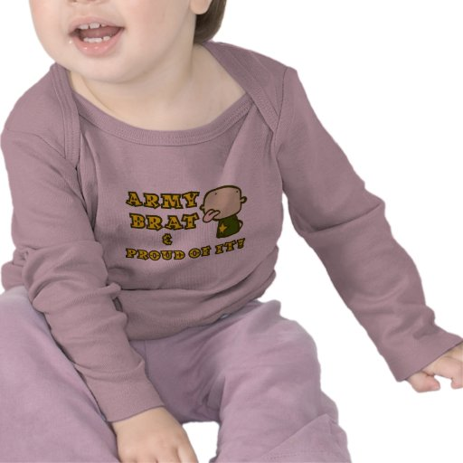Army Brats! T Shirt
