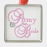 Army Bride Ornament