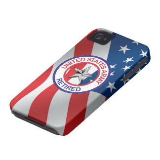Army Brigadier General Retired iPhone 4 Cover