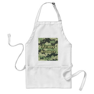 Army Brother Adult Apron