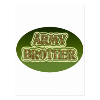 Army Brother Postcards