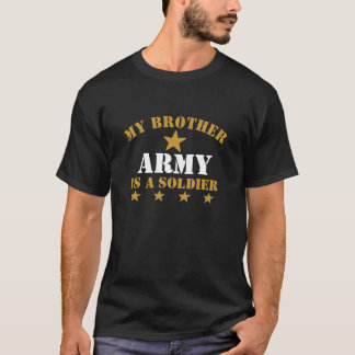 ARMY BROTHER  SHIRT