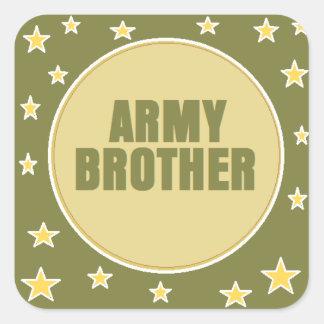 ARMY BROTHER Sticker