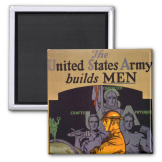 Army Builds MEN Magnet