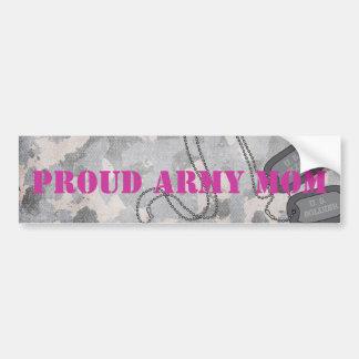 Army bumper sticker bumper sticker