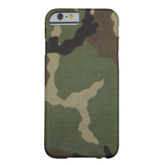 Army Camo Barely There iPhone 6 Case