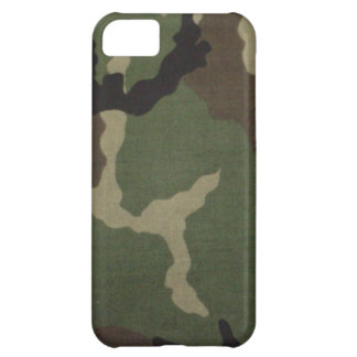 Army Camo Cover For iPhone 5C