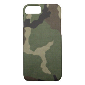 Army Camo iPhone 7 Case