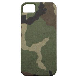 Army Camo iPhone SE/5/5s Case