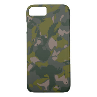 Army Camo: Military camouflage for combat soldier iPhone 7 Case