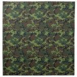 Army Camo Napkins