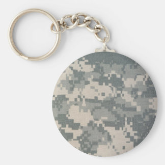Army Camouflage ACU Pattern Key Chains