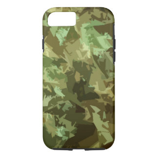 Army Camouflage Design iPhone 8/7 Case