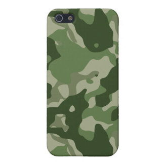 Army Camouflage Iphone Case Covers For iPhone 5
