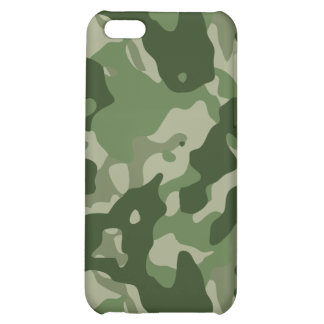 Army Camouflage Iphone Case Cover For iPhone 5C