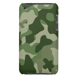 Army Camouflage Ipod Case Barely There iPod Case