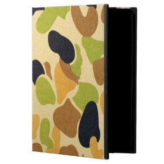Army Camouflage Pattern Cover For iPad Air