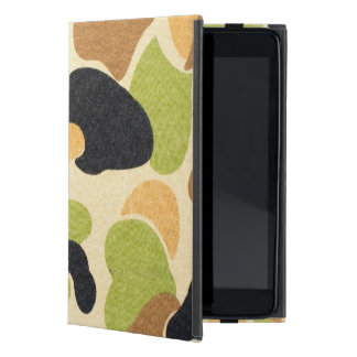 Army Camouflage Pattern Covers For iPad Mini