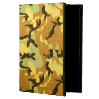 Army Camouflage Pattern iPad Air Cases