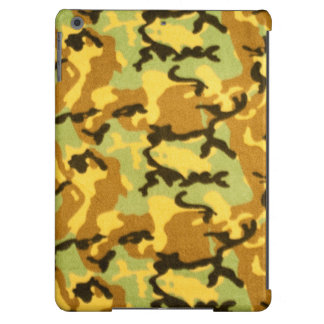 Army Camouflage Pattern iPad Air Cover