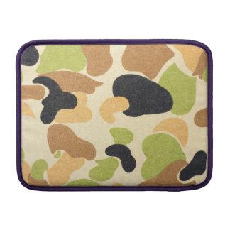 Army Camouflage Pattern MacBook Air Sleeve