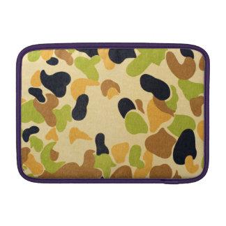 Army Camouflage Pattern MacBook Air Sleeves
