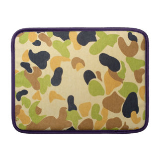 Army Camouflage Pattern Sleeves For MacBook Air