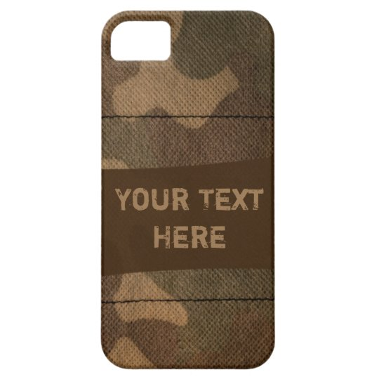 Army camouflage Vol 19 iPhone SE/5/5s Case