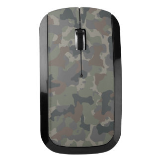 Army Camouflage Wireless Mouse