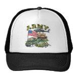 Army Cap Trucker Hat