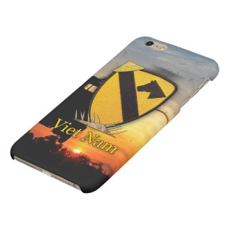 Army cavalry vietnam nam war veterans vets matte iPhone 6 plus case