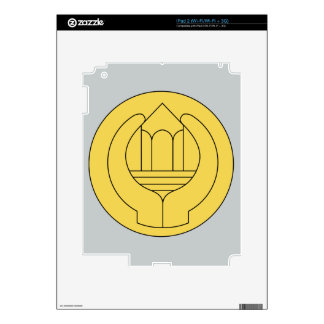 Army Chaplain Assistant Decals For iPad 2