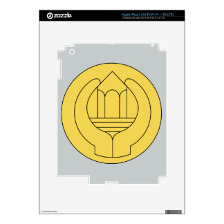 Army Chaplain Assistant iPad 3 Skins