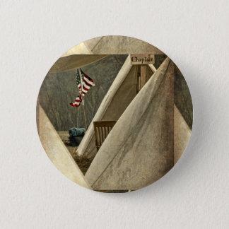 Army Chaplain Button