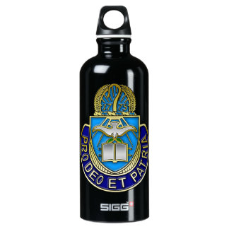 Army Chaplain Corp Crest Water Bottle